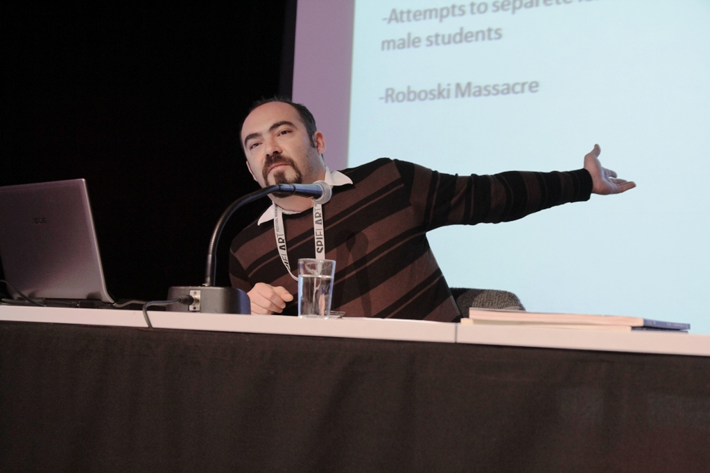 Baris Uygur - Protest and Sarcasm: The role of satirical magazines in Turkish media