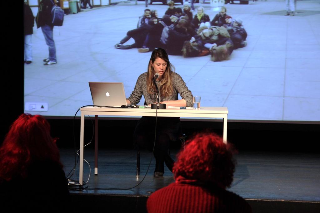 Daphne Büllesbach & Luisa Schweizer / Euroalter - Imagine/demand/enact European Alternatives
