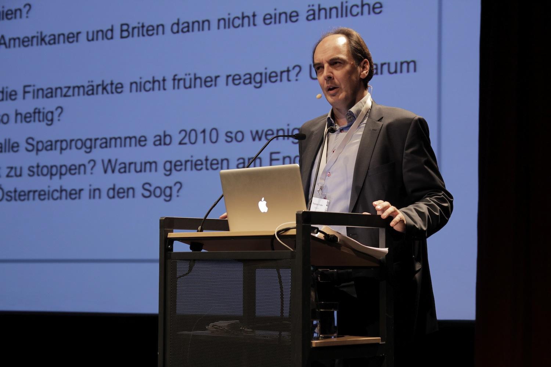 Thomas Fricke - Die Mär vom faulen Griechen und der teuren Euro-Rettung