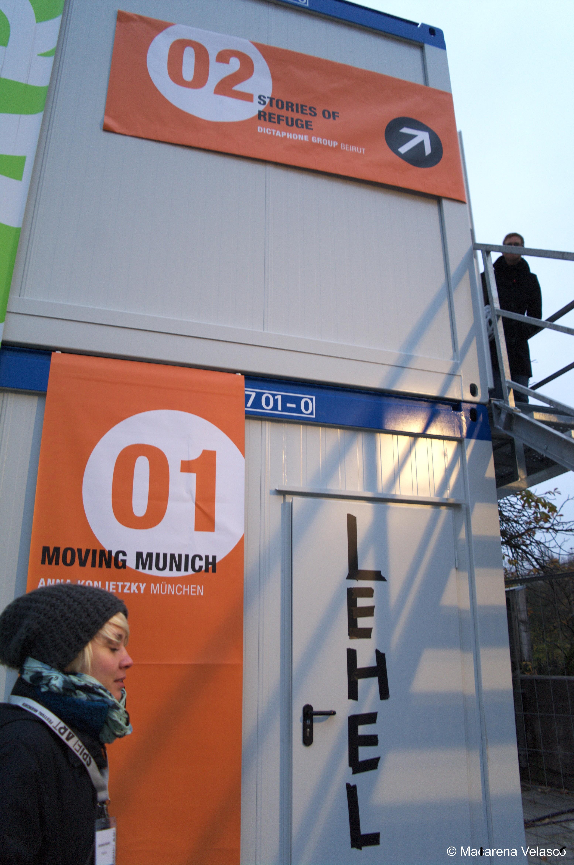 MOVING MUNICH - Anna Konjetzky